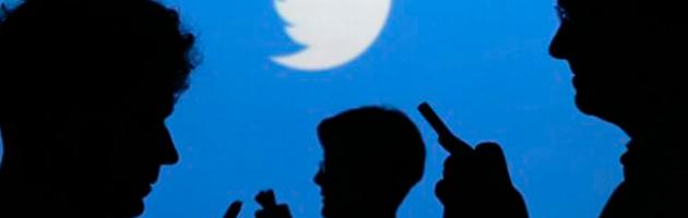 Cuentas falsas de Twitter