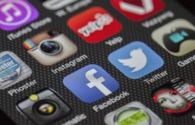 Imágenes inapropiadas en redes sociales