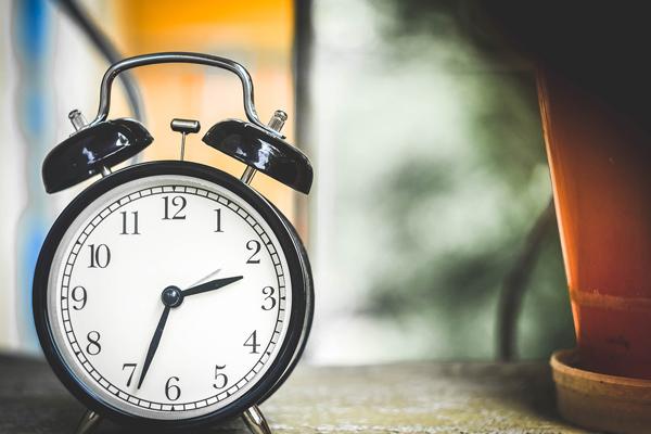 El tiempo y la reputación online