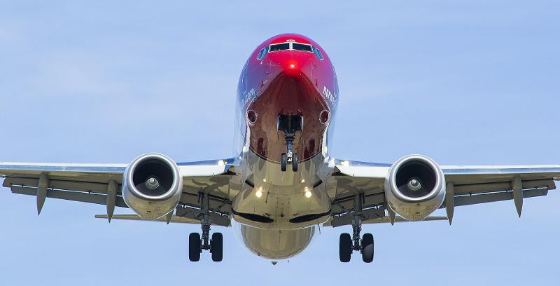 Boeing reputación online
